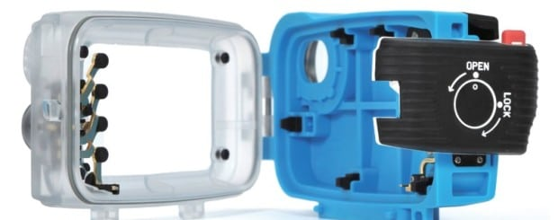 iphone underwater housing