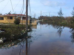 flooding hurricane matthew matthew grand bahama island