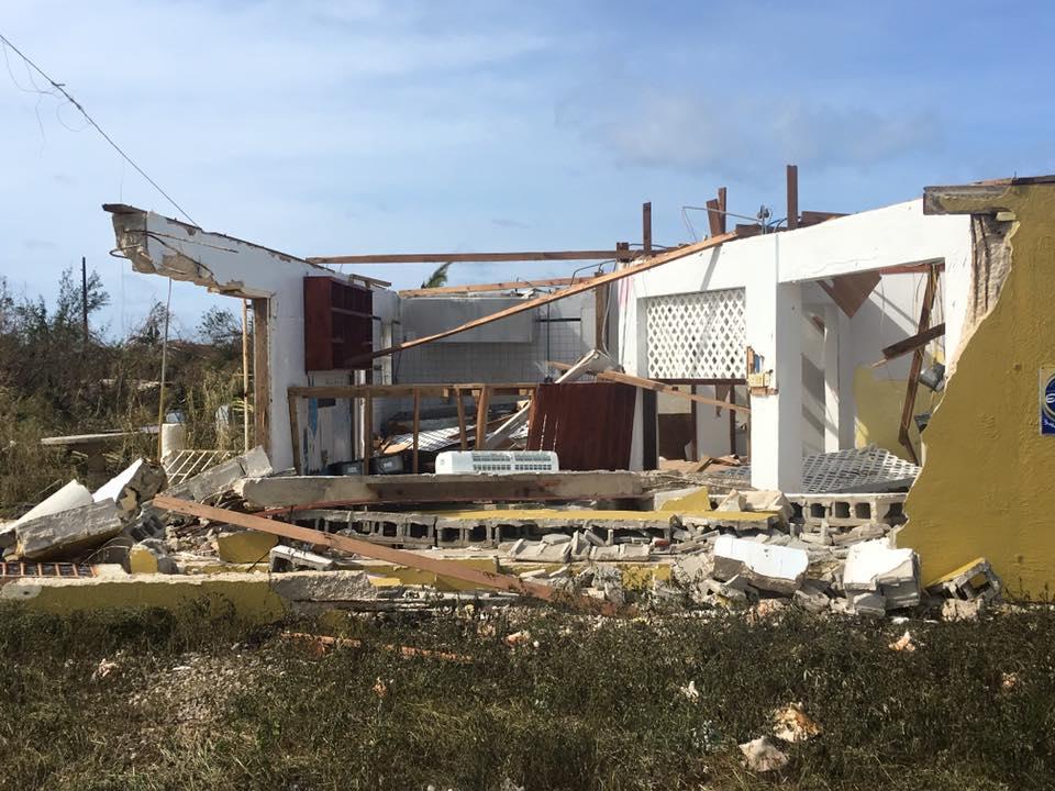 structure-damage hurricane matthew grand bahama relief