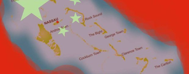 bahamas china